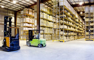 Boosting mobiles signals in warehouses and industrial units