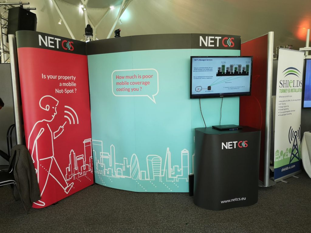 Net CS at the Networks Supplier Exhibition 2019